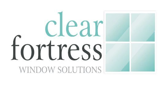new clear fortress window solutions logo