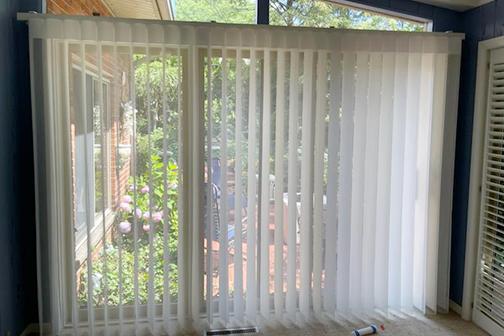 Vertical blinds thumbnail