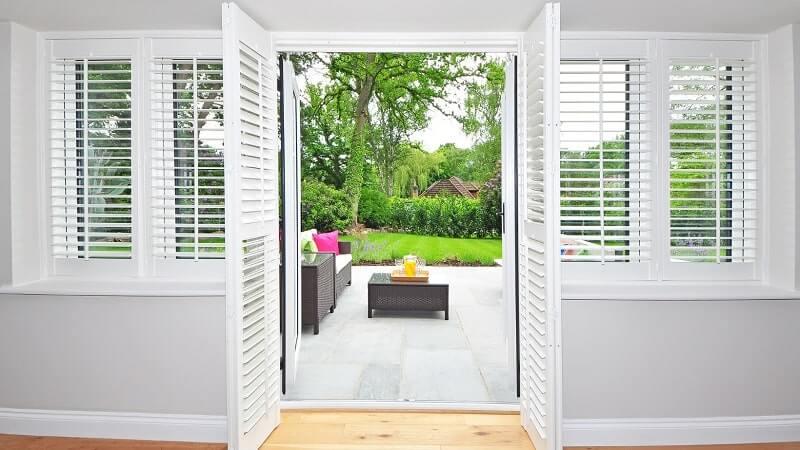Custom shutters care tips