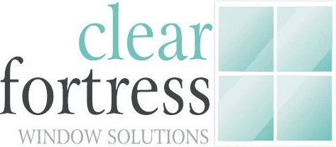 Clear Fortress Window Solutions Logo