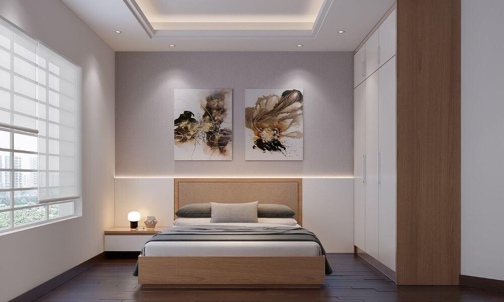Bedroom Window Treatment Ideas in Michigan